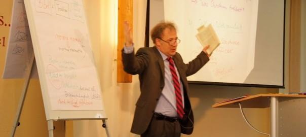 Neue Predigtreihe über den Römerbrief